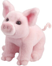 "Douglas BETINA PINK PIG Piglet Plush Toy Stuffed Animal 10"" Soft Kids Cuddle Toy"