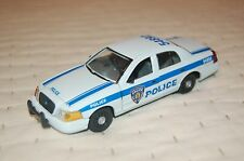 Custom GearBox NJ/NY Port Authority Ford Crown Vic Police Car Slicktop