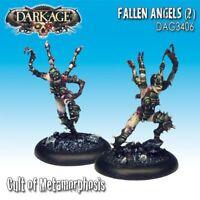 Dark Age: Skarrd Fallen Angel (2) - DAG3406