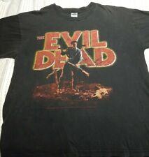 Evil Dead manuel d/'instruction Aliens Japonais Film Film Chinois Gris T Shirt
