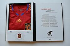 SPAIN 2010 WC WINNER PLAYER ISSUE ,TECHFIT LIMITED  EDITION,SS, MEDIUM,BNWB.