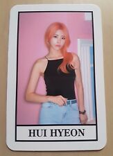 Dia HuiHyeon Mr Potter Spell Normal Version official photo card