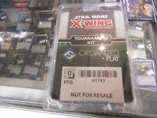 STAR WARS X-WING MINATURES GAME Tournament kit G17X3