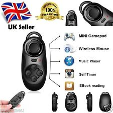 Mini Wireless Bluetooth Game Pad Remote Controller for IOS iPhone iPad Tablet VR