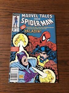 MARVEL TALES featuring SPIDER MAN # 231 December 1989 NEWSSTAND TODD McFARLANE