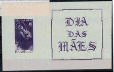 Brazilie mi blok 20 (1967) postfris - xx - mnh