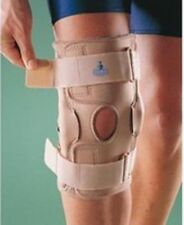 OPPO 1032. POST-OPERATIVE KNEE SUPPORT. Collateral ligament injury. Size M.