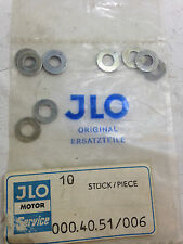 JLO ROCKWELL ARMATURE PLATE COIL WASHER PACKAGE OF 10 P/N 000.41.51/006 BOSCH