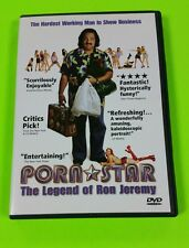 Porn Star: The Legend of Ron Jeremy (DVD, 2003, Unrated Version)