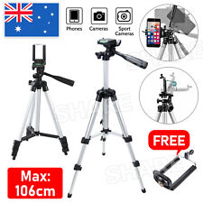 Adjustable Camera Tripod Mount Stand Holder for iPhone 12 Pro SE Max Samsung S20