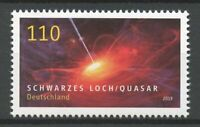 Germany 2019 MNH Astrophysics Black Holes & Quasars 1v Set Science Space Stamps