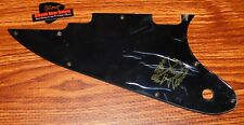 Gibson Firebird Pickguard Studio Tribute Black Gold Bird Guitar Parts Custom HP
