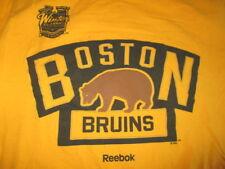 Reebok 2016 BOSTON BRUINS vs CANADIENS Winter Classic - FOXBORO (LG) T-Shirt