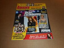 Télé Loisirs n°1131 Novembre 2007 - Johnny Hallyday; Céline Dion ...