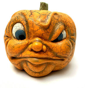 Vintage Halloween Jack-O'-Lantern By Midwest Of Canon Falls