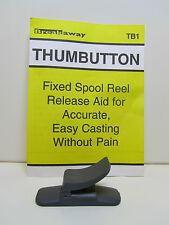 1 x BREAKAWAY TACKLE THUMBUTTON ( TB1 )