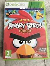 Angry Birds Trilogy (Microsoft Xbox 360, 2012)