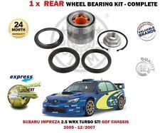 für Subaru Impreza 2.5 WRX STI Turbo GDF EJ257 2005-2007 Hinterrad Radlagersatz