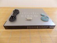 Cisco SGE2000P 24-port 10/ 100/ 1000 Gigabit Switch with PoE