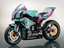FREEing ex:ride Spride.06 TT-Zero 13 Vocaloid Racing Miku Motorbike For Figma