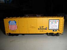 Union Pacific - Color Automated Railway - 40' Automobile Dd boxcar # 519089