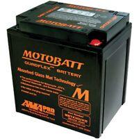 Motobatt Battery For Harley-Davidson FLH, FLT (Touring) 1690 (103)cc 10-14