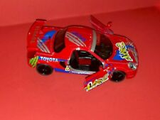 Kinsmart Red Toyota MR2 Scale 1:32 Die Cast Pullback Action