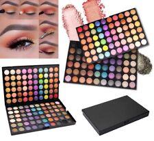 Tavolozza trucchi make up ombretti occhi 120 colori valigetta cosmetici trucco