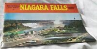 Vintage 1960s Niagara Falls Ontario Canada Colour Souvenir Album