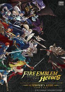 Feuer Emblem Helden Summoner's Führung (Buch) Japan