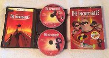 The Incredibles (DVD, Widescreen) *Disney *Pixar (2-DISC Collector's Edition)