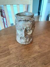 Studio Pottery Large Mug Laocoon From Greek and Roman Mythology