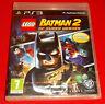 LEGO BATMAN 2 DC SUPER HEROES Ps3 Versione Ufficiale Italiana 1ª Edizione NUOVO