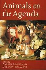 Animals on the Agenda: Questions about Animals for Theology and Ethics-ExLibrary