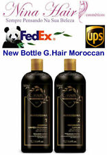 G.Hair Moroccan Keratin Kit Treatment & Shampoo or Treatment Only. Free FedEx