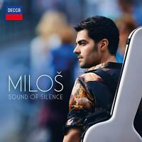 Milos - Sound Of Silence [CD] Sent Sameday*