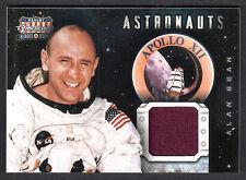 AMERICANA PANINI NASA ASTRONAUTS Material Card #2 ALAN BEAN (#121/299) APOLLO 12