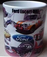 Ford Escort MK I 1 Limited Edt. CERAMIC MUG