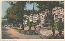Postkarte - Interlaken / Höheweg