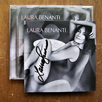 LAURA BENANTI SIGNED CD AUTOGRAPHED 2020 ACTRESS