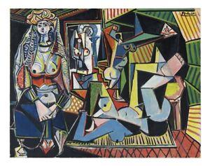 Pablo Picasso - print. Rare!