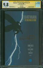 Batman: The Dark Knight Returns 1 9.8 CGC SS SIGNATURE Frank Miller 4th print