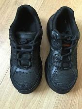 Arco 6J82 Trojan Non Metallic Trainer Safety Shoe Black UK Size 6 EU Size 39 S1