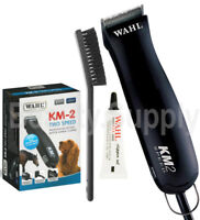 Wahl KM2 Two Speed Professional Animal/Pet Grooming Clipper 1247-010