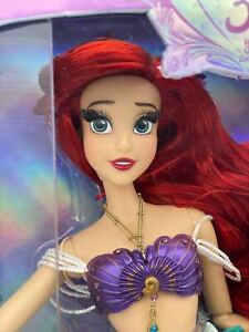 Disney_Limited Edition 5500 Doll_Ariel_The Little Mermaid_30th Anniversary_17""