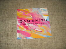 SAM SMITH - MONEY ON MY MIND - 1 TRACK ADVANCE FRENCH DJ PROMO  SPECIAL PACKAGE