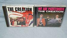 2 CD / THE CREATION / COMPILATIONS MINT rock garage beat pop 60's