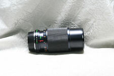 yashica 75-200mm f 4.5 zoom len,s
