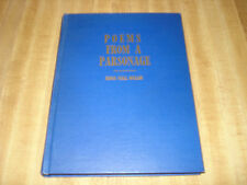 Awesome 1960 Signed Vintage book - Poems From A Parsonage by Edna Hull Miller