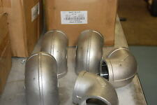 """2"""" Stainless Elbow, K401-32, 304Ss, 150# Lot Of 5 New in Box"""